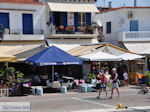 Terrasjes Skiathos-stad foto 1 - Foto van De Griekse Gids