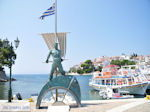 Monument haven Skiathos-stad foto 2