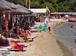 Het strand van Koukounaries - Skiathos