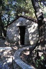 Kerk Anastasa en Friktoria, de communicatie toren | Skiathos Sporaden | foto 4